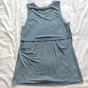lululemon size 6 workout tank